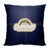 San Diego Chargers Letterman Pillow