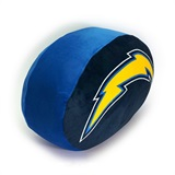 Los Angeles Chargers NFL Cloud Pillow