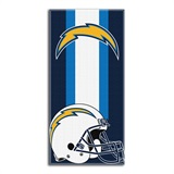 "San Diego Chargers ""Zone Read"" Beach Towel"