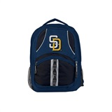 "San Diego Padres MLB ""Captain"" Backpack"