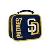 "San Diego Padres MLB ""Sacked"" Lunch Cooler"
