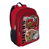 "San Francisco 49ers NFL ""Accelerator""  Backpack"