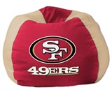 San Francisco 49ers NFL Bean Bag Chair