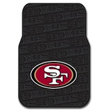 San Francisco 49ers NFL Car Floor Mat