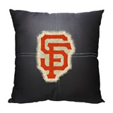 "San Francisco Giants MLB ""Letterman"" Pillow"