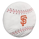 San Francisco Giants MLB Plush Pillow