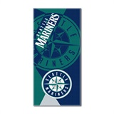 "Seattle Mariners MLB ""Puzzle"" Beach Towel"