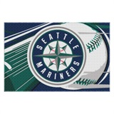 Seattle Mariners MLB Rug