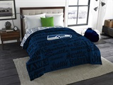 "Seattle Seahawks ""Anthem"" Full Comforter"