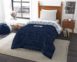 "Seattle Seahawks ""Anthem"" Twin Comforter"
