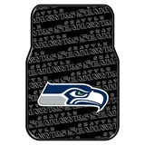 Seattle Seahawks Car Floor Mat Set