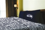 "Seattle Seahawks NFL ""Anthem"" Twin Sheet Set"