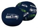 "Seattle Seahawks NFL ""Cloud"" 11 inch Pillow"