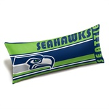"Seattle Seahawks NFL ""Seal"" Body Pillow"