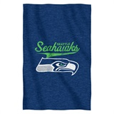 Seattle Seahawks Sweatshirt Throw