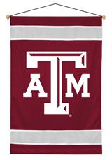 Texas A&M Aggies Sidelines Wallhanging