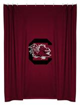 South Carolina Gamecocks  Shower Curtain