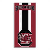 "South Carolina ""Zone Read"" Beach Towel"