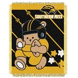 "Southern Mississippi Golden Eagles NCAA ""Fullback"" Baby Woven Jacquard"