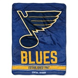"St. Louis Blues NHL ""Breakaway"" Micro Throw"