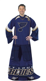 "St. Louis Blues NHL ""Uniform"" Throw"