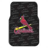 St. Louis Cardinals MLB Car Floor Mat Set