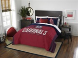 "St. Louis Cardinals MLB ""Grand Slam"" FullQueen Comforter Set"