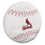 St. Louis Cardinals MLB Plush Pillow