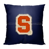 "Syracuse ""Letterman"" Pillow"