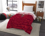 "Tampa Bay Buccaneers ""Anthem"" Twin Comforter"