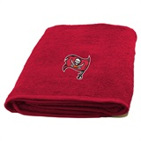 Tampa Bay Buccaneers Appliqué Bath Towel