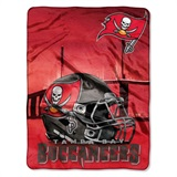 "Tampa Bay Buccaneers NFL ""Heritage"" Silk Touch Throw"