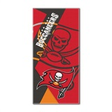 "Tampa Bay Buccaneers NFL ""Puzzle"" Beach Towel"