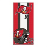 "Tampa Bay Buccaneers ""Zone Read"" Beach Towel"