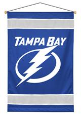 Tampa Bay Lightning Sidelines Wallhanging