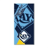 "Tampa Bay Rays MLB ""Puzzle"" Beach Towel"