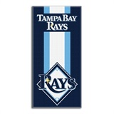 "Tampa Bay Rays MLB ""Zone Read"" Beach Towel"