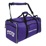 "TCU Frogs NCAA ""Steal"" Duffel"