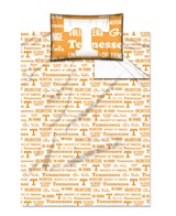 "Tennessee ""Anthem"" Twin Sheet Set"