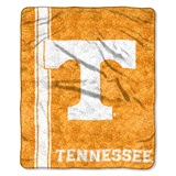 "Tennessee ""Jersey"" Sherpa Throw"