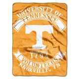 "Tennessee ""Rebel"" Raschel Throw"