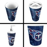 Tennessee Titans  NFL 4 piece Bath Set