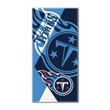 "Tennessee Titans NFL ""Puzzle"" Beach Towel"