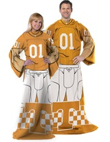 "Tennessee ""Uniform"" Adult Comfy Throw"