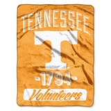 "Tennessee ""Varsity"" Micro Raschel Throw"