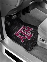 Texas A&M Car Floor Mat Set