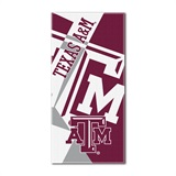 "Texas A&M ""Puzzle"" Oversized Beach Towel"