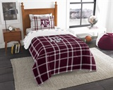 "Texas A&M ""Soft & Cozy"" Twin Comforter Set"