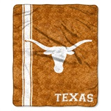 "Texas ""Jersey"" Sherpa Throw"