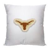 "Texas ""Letterman"" Pillow"